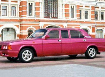 ГАЗ-3102 Excellent Cardinal