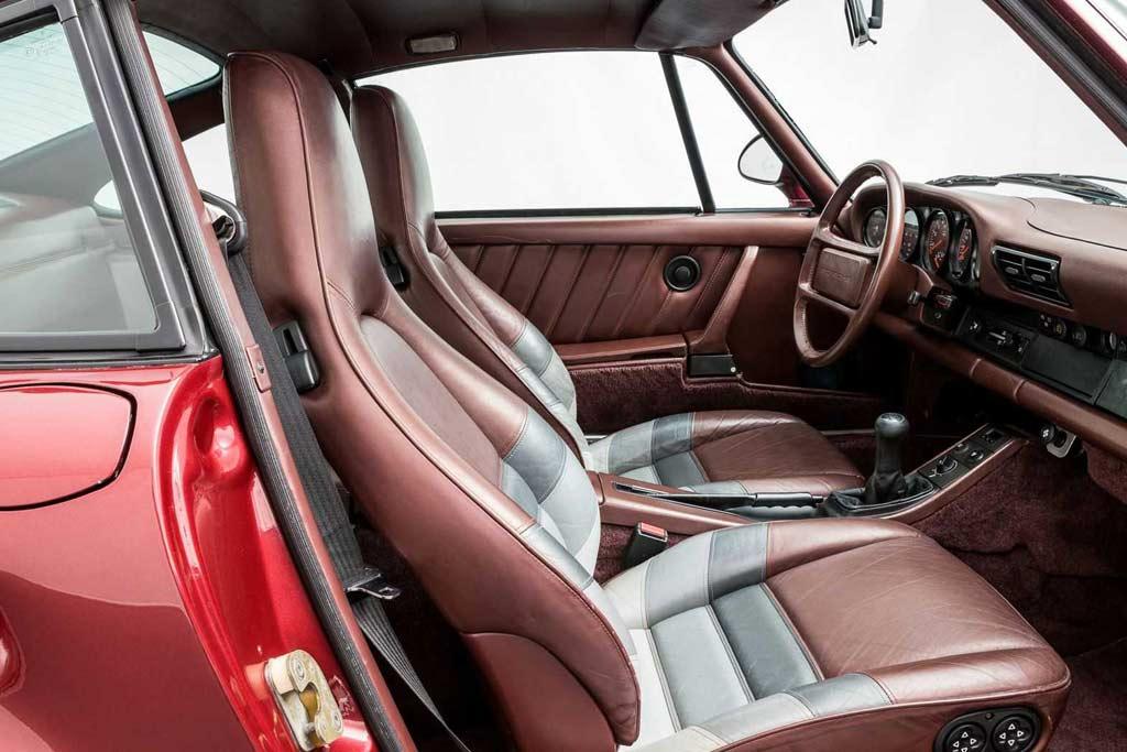 Прототип Porsche 959 выставили на продажу: таких построили всего 12 штук