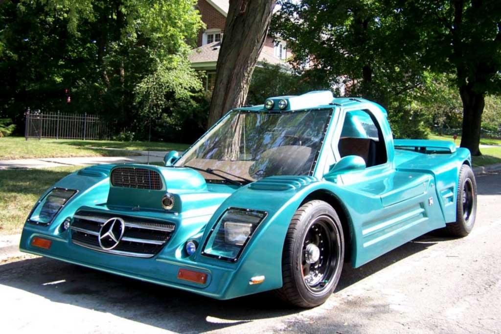 Mercedes-Benz AMG C8 GTR