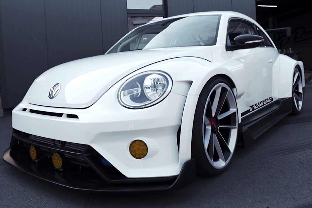VW Beetle GT