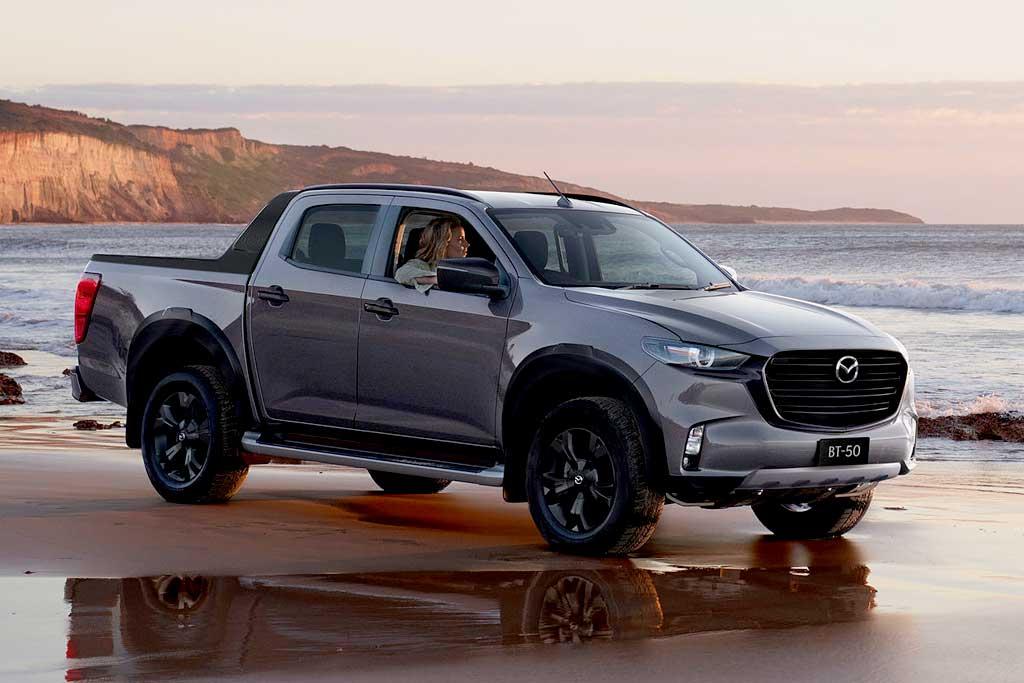 Для пикапа Mazda BT-50 предложили новый дизельный движок Isuzu