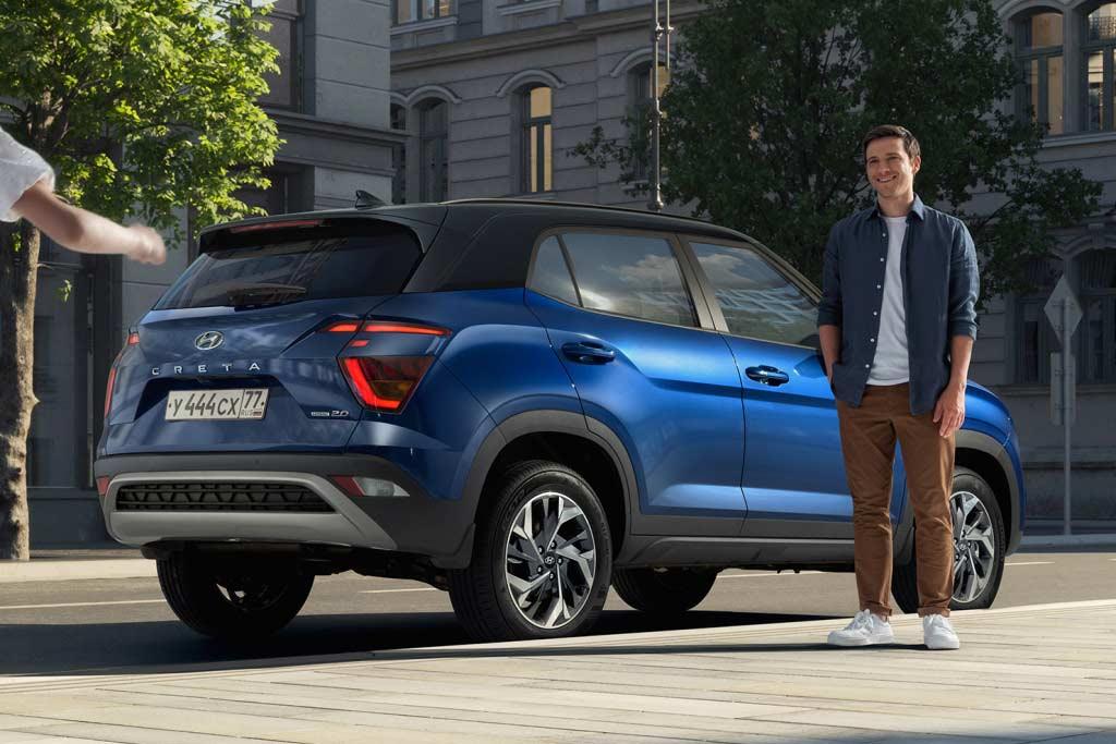 Как едет Hyundai Creta II: обзор нового кроссовера, минусы и плюсы