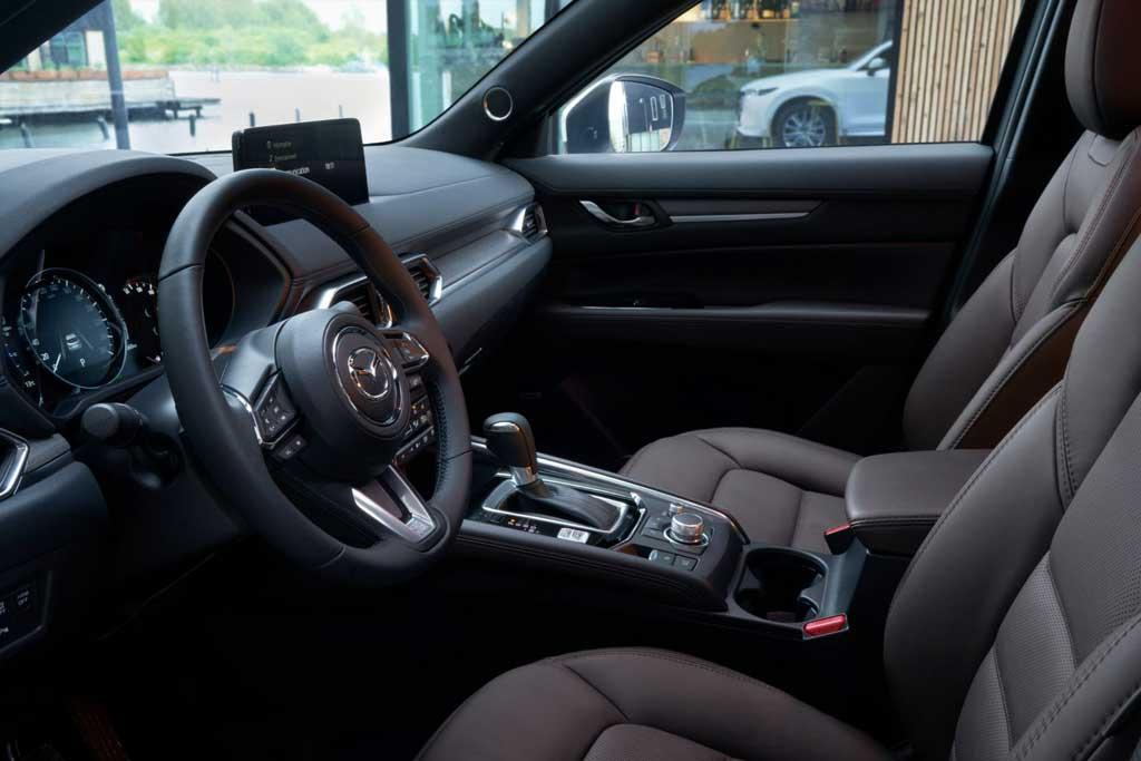 Представлена Mazda CX-5 2022 года: рассматриваем изменения