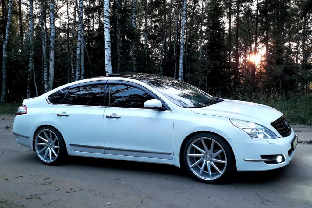 Седан класса D на вторичке за 800 000 рублей: шесть достойных вариантов