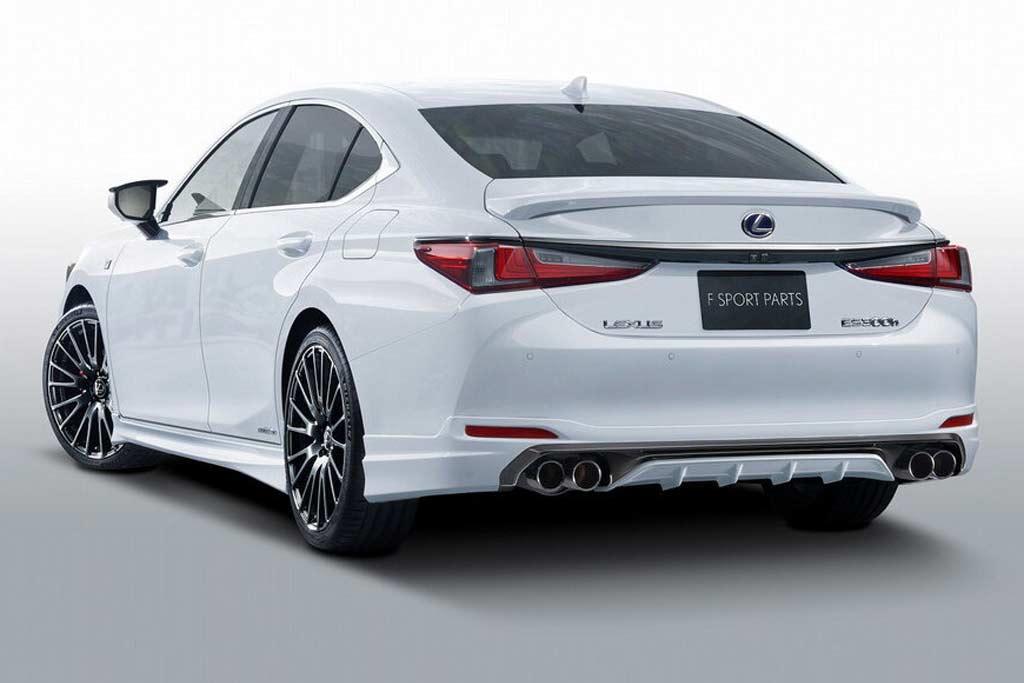 Lexus ES TRD