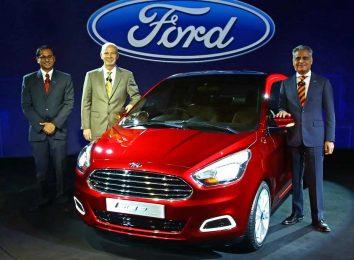 Ford закрывает заводы в Индии