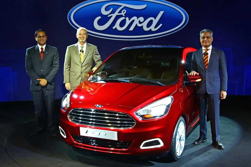 Ford потерял в Индии 2 млрд долларов: в компании серьезно просчитались