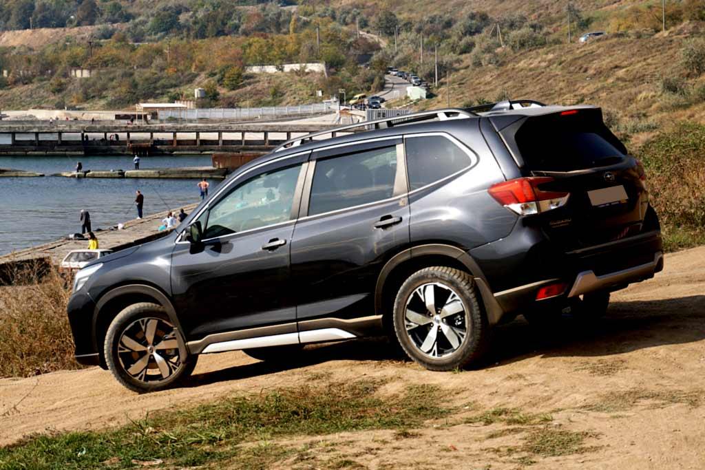 Недостатки Subaru Forester 2021: все минусы и плюсы по отзывам владельцев