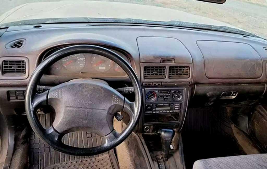 Старый Subaru Forester превратили в пикап с прицепом и продают за 255 000 руб