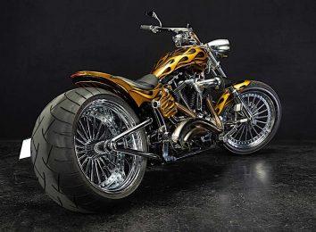 Harley-Davidson Meg