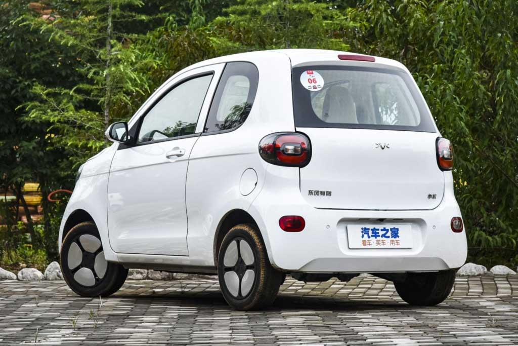 Xiaohu Tiger: компактный китайский электрокар за 340 тысяч рублей