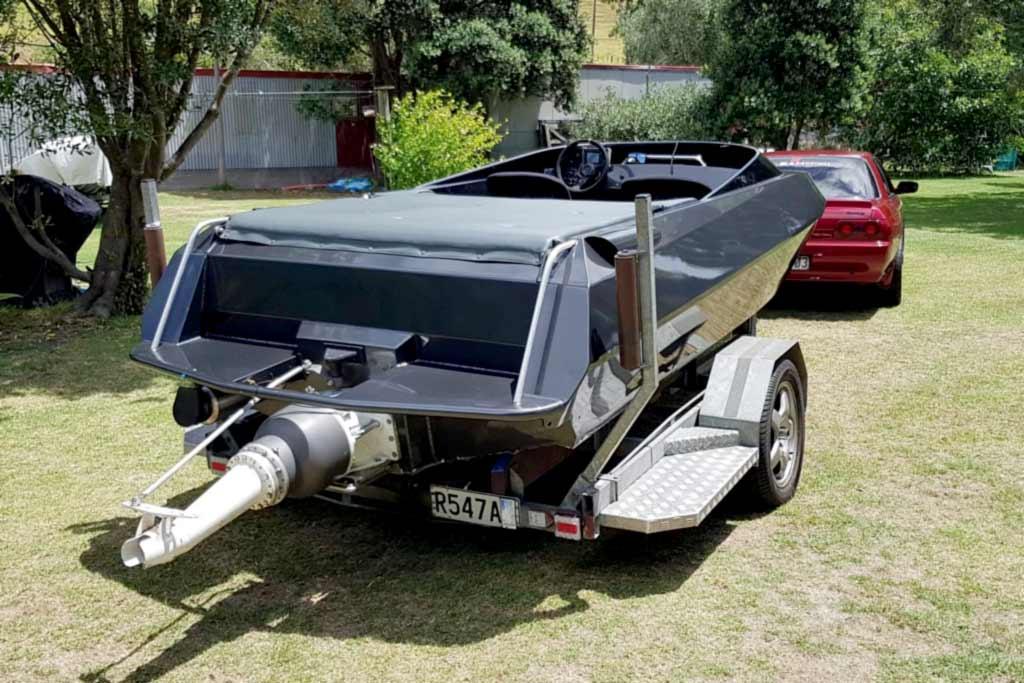 Лодка с мотором RB30