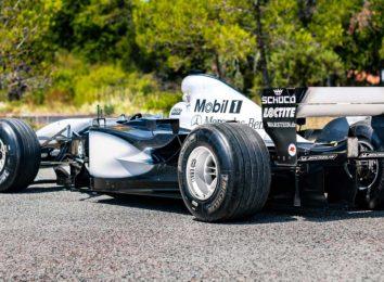 McLaren MP4-17D