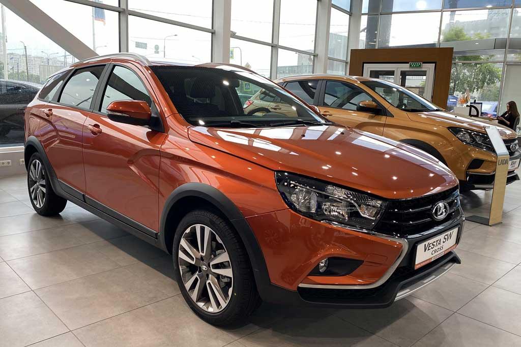 АвтоВАЗ продаст 5000 новых Lada по рекомендованной розничной цене
