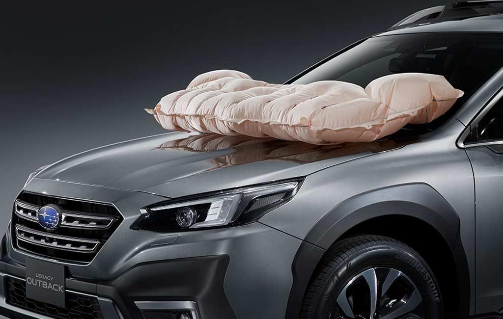 Subaru Legacy Outback 2022 для Японии и его отличия от версий для других стран