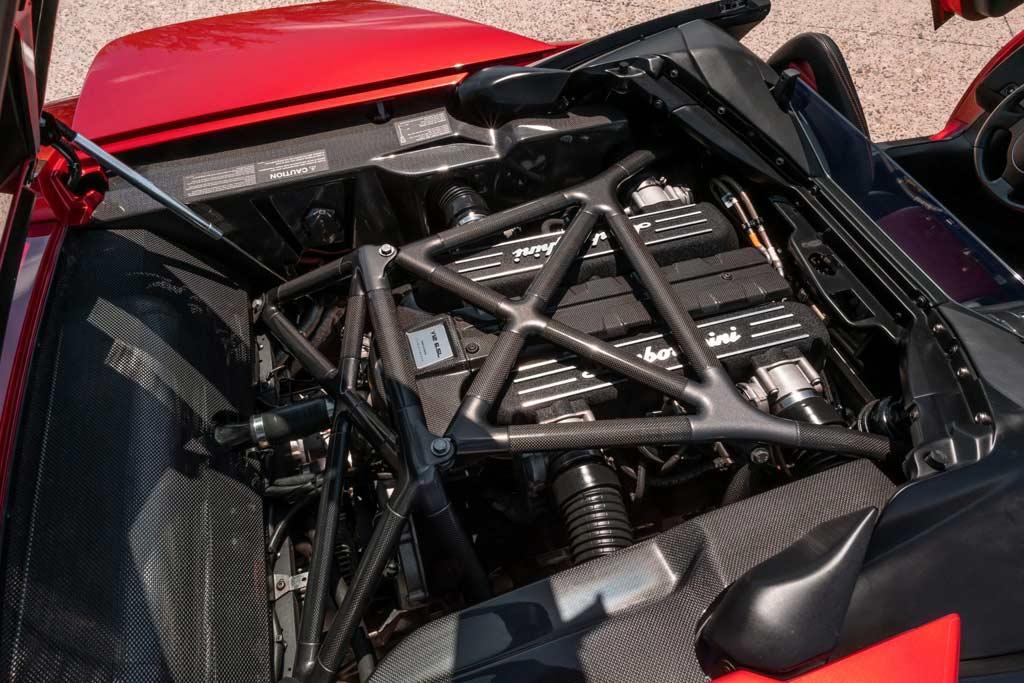 Murcielago LP640 Roadster