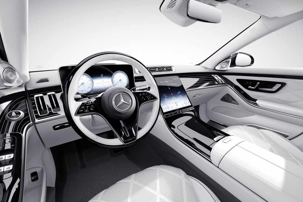 Седан и внедорожник Mercedes-Maybach отметились спецверсией к 100-летию бренда