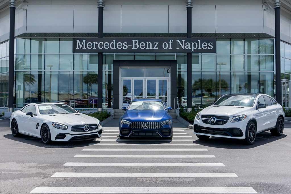 Mercedes столкнулся с серьезной нехваткой чипов: машины придется ждать больше года