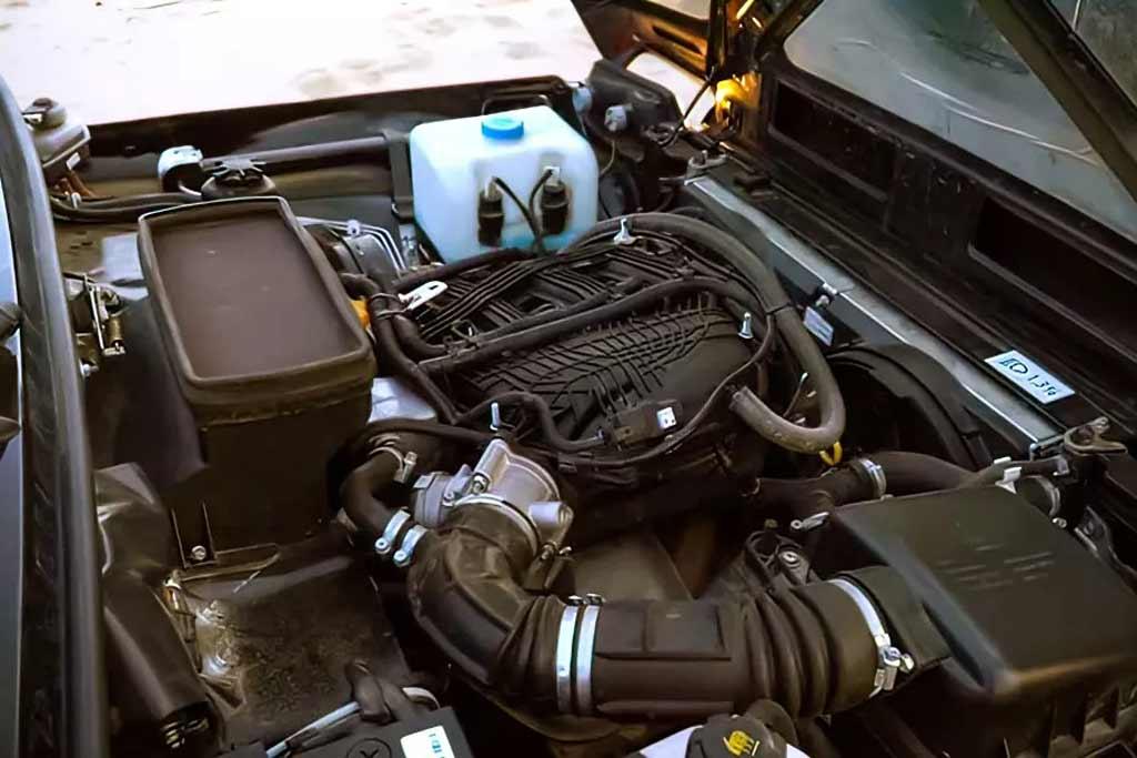 Lada Niva Legend получит 1,8-литровый мотор на 122 л.с.: но стоить будет дорого
