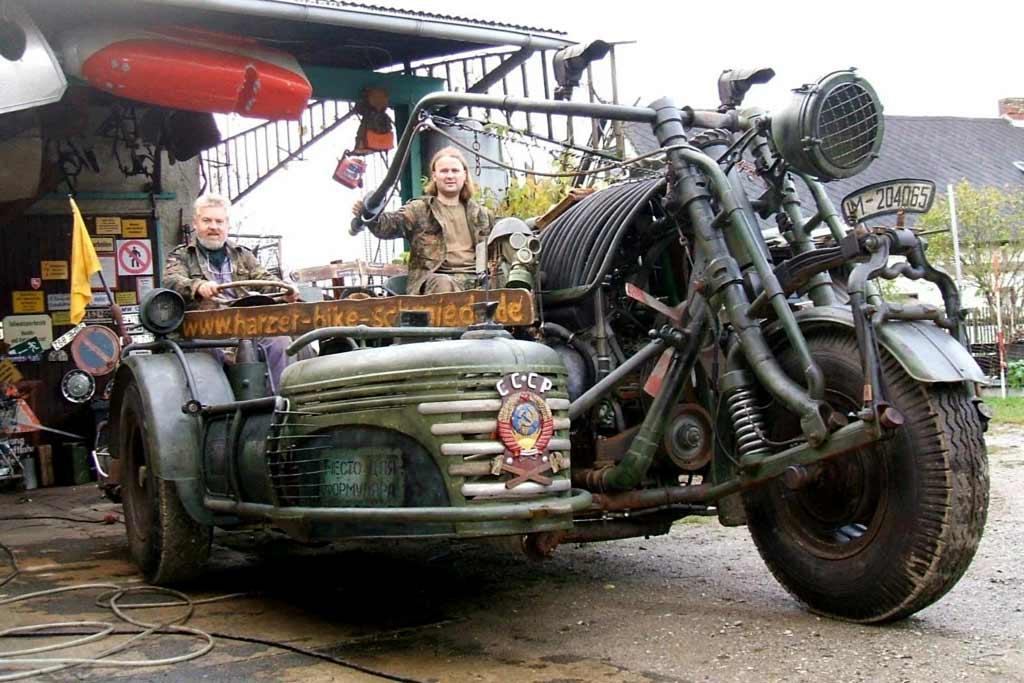 Panzerbike