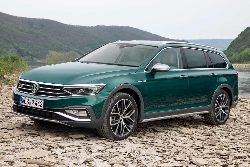 Volkswagen Passat Alltrack вернулся на российский рынок с ценой 3,7 млн