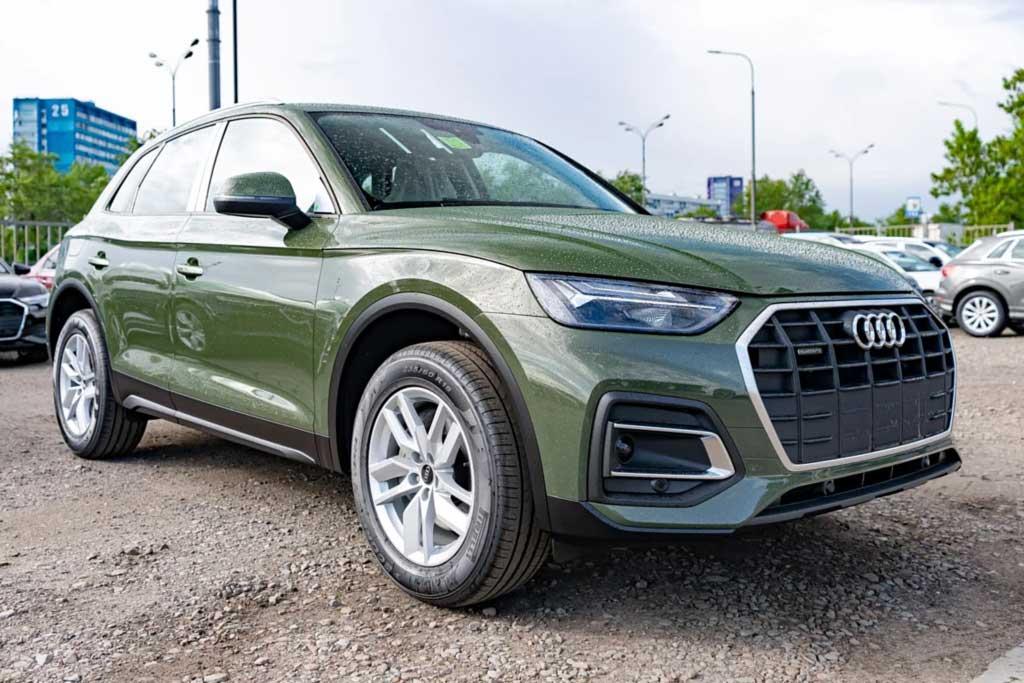 Отзыв об Audi Q5