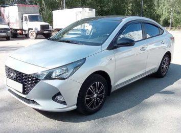 Отзыв о Hyundai Solaris 1.6