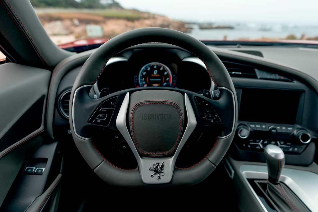 Переделанный в Iso Rivolta GT старый Corvette C7 подорожал в 20 раз: до ₽98 млн