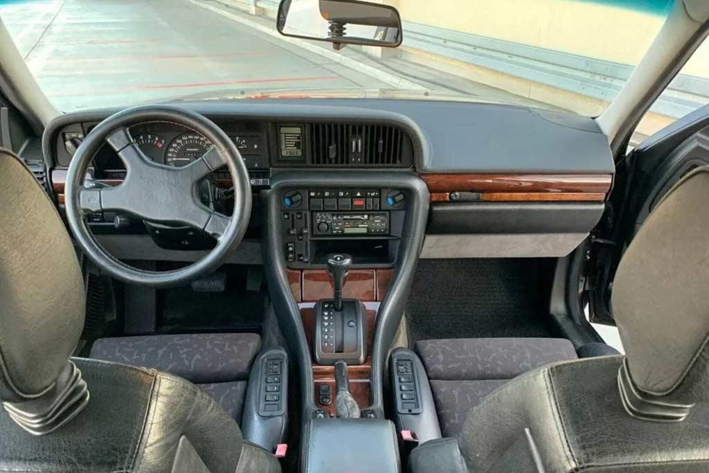 За старый Opel просят 3,5 млн рублей: в продаже редкий седан Senator Irmscher