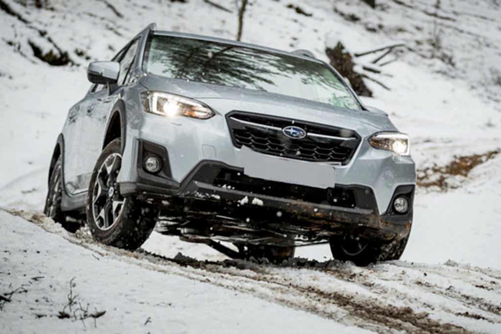 Недостатки Subaru XV II