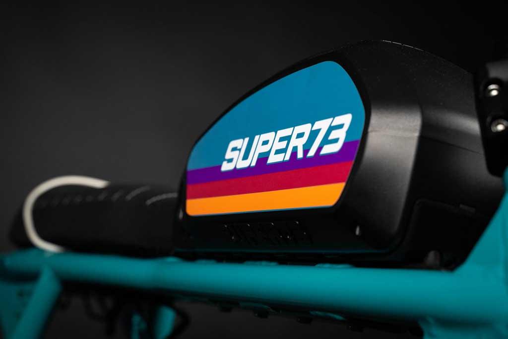 Фирма SUPER73 выпустила электробайк в честь классического Porsche 935