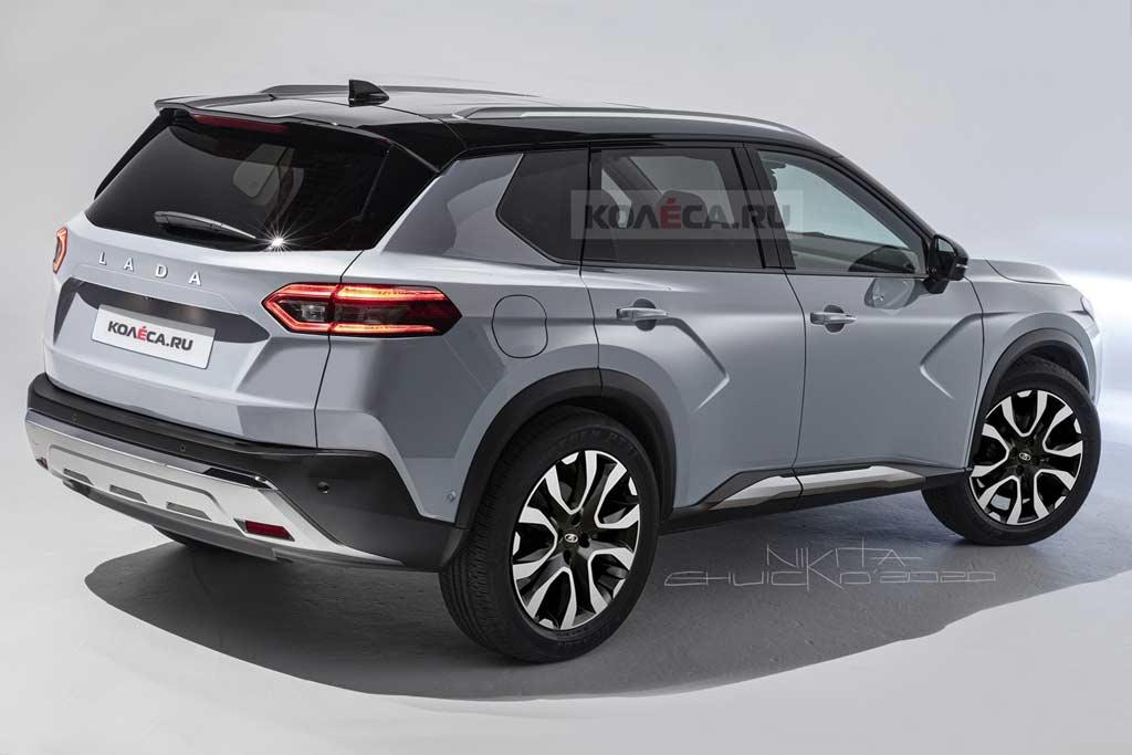 Цена новой Lada Niva будет начинаться от 1 млн: машину представят в 2024-ом