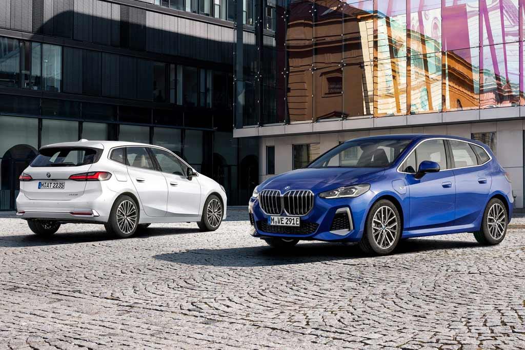 BMW 2-Series Active Tourer 2022: баварский компактвен сменил поколение