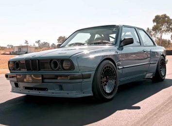 Ace Customs BMW 3 (E30)