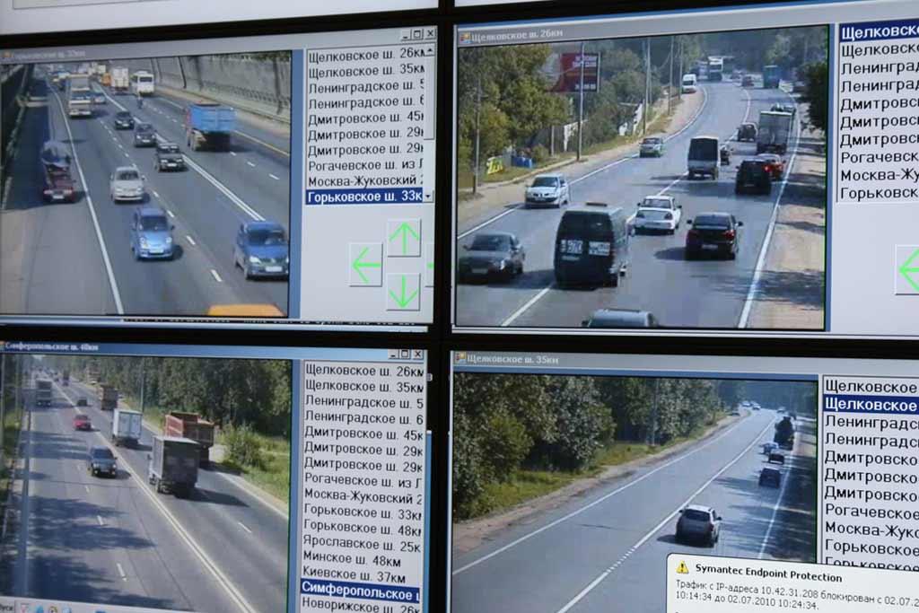 Сотрудники ГИБДД получат доступ ко всем дорожным камерам с рабочего планшета