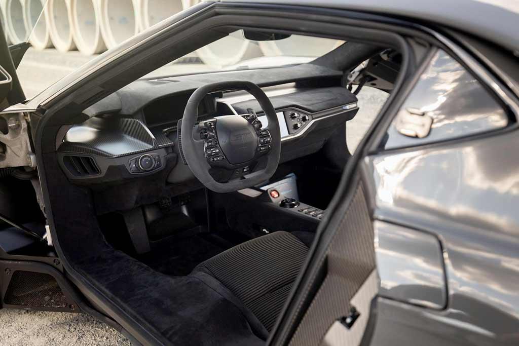 Ford GT Вон Гиттина