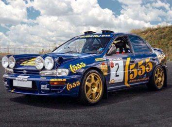Subaru Impreza WRC 1993