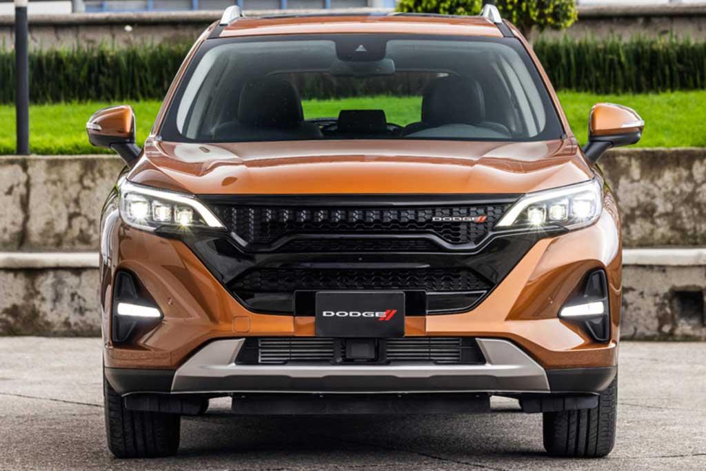 Мексиканцам предложили китайский GAC GS5 в качестве нового Dodge Journey