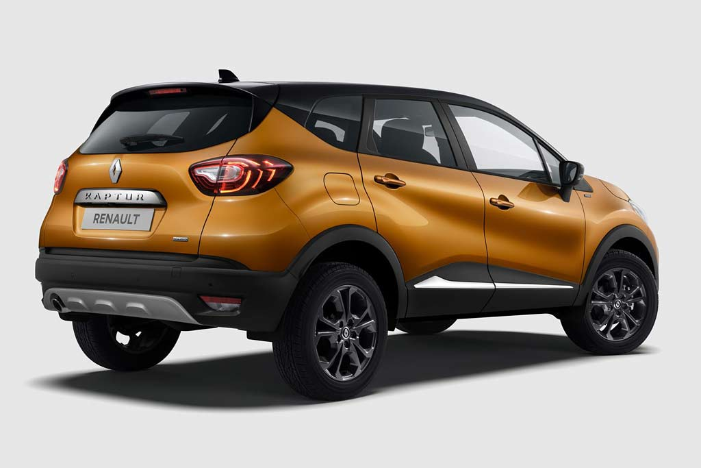 Renault Kaptur Intense