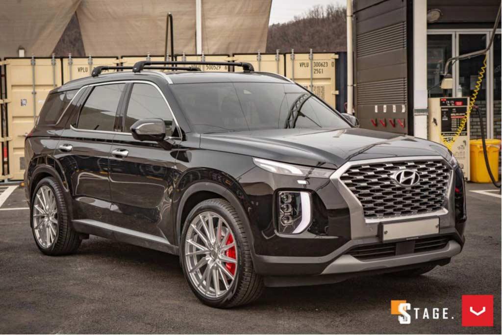 Спрос на Hyundai Palisade превышает предложение: в компании пытаются найти решение