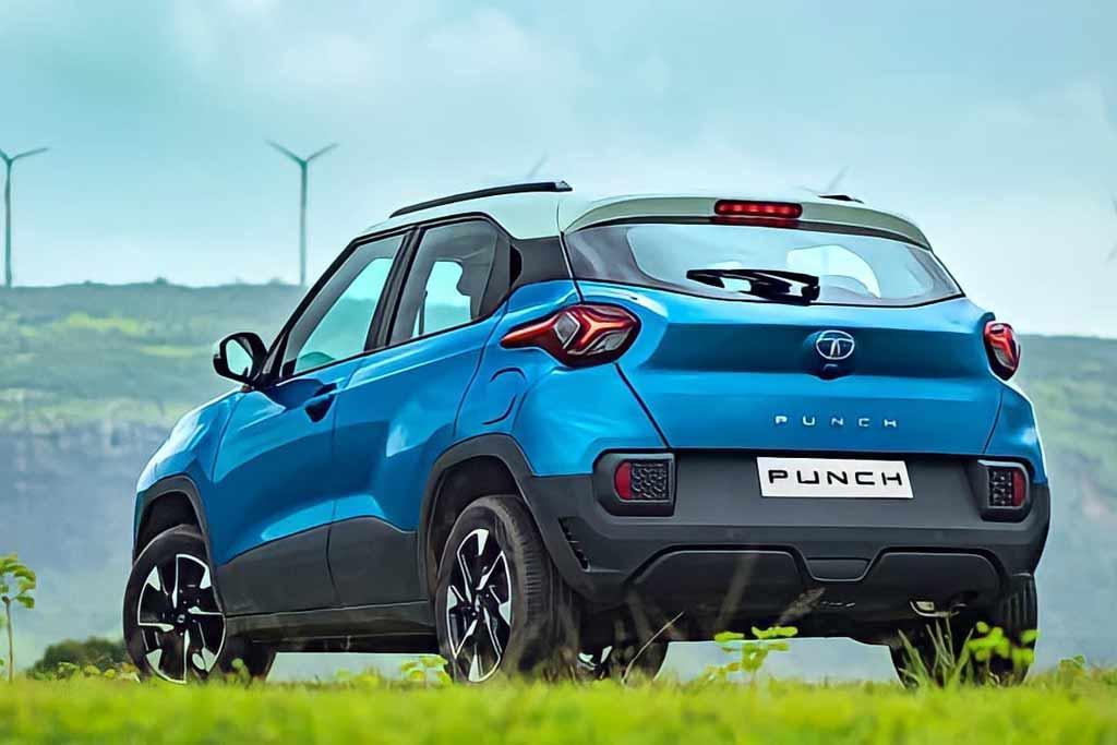 Tata Punch: самый компактный паркетник индийской марки за полмиллиона рублей