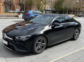 Отзыв о Mercedes CLA
