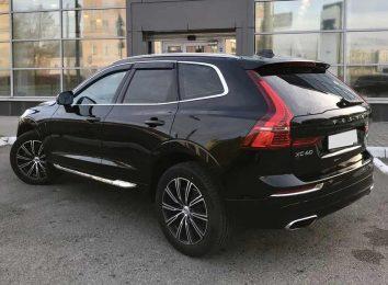 Отзыв о Volvo XC60