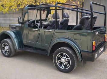 Самодельный ГАЗ-69