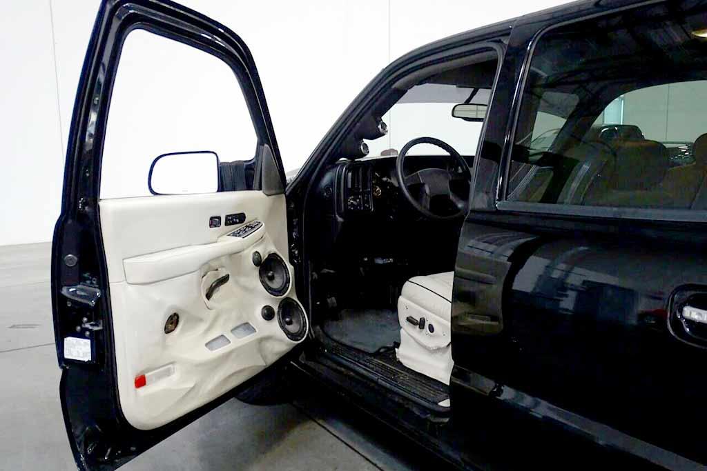 Chevrolet Silverado 6x6
