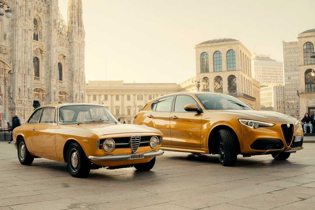 Для моделей Alfa Romeo Stelvio и Giulia стала доступна спецверсия GT Junior