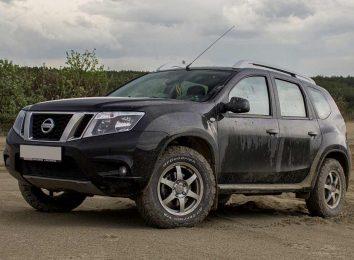 Недостатки Nissan Terrano