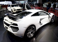 FAB Design McLaren MP4-12C Terso