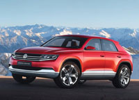 VW Cross Coupe Concept TDI