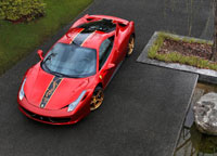 Ferrari 458 Italia China 20th Anniversary Special Edition